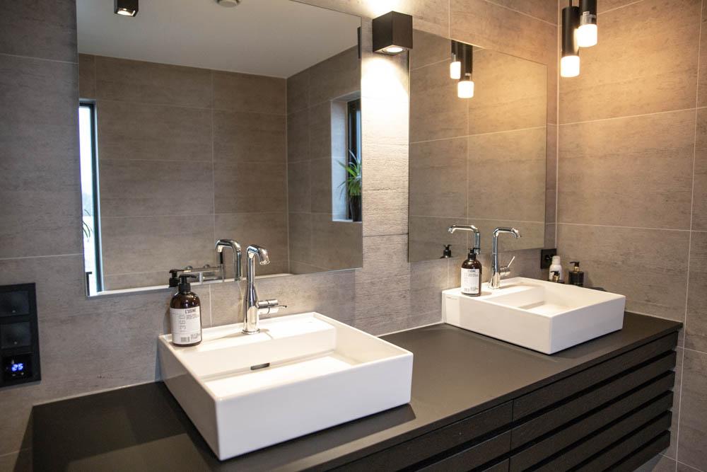 moderne bad hus karmøy