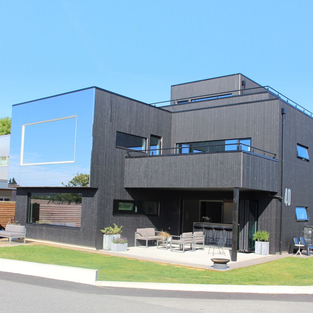 Villa Weltzien funkishus karmøy