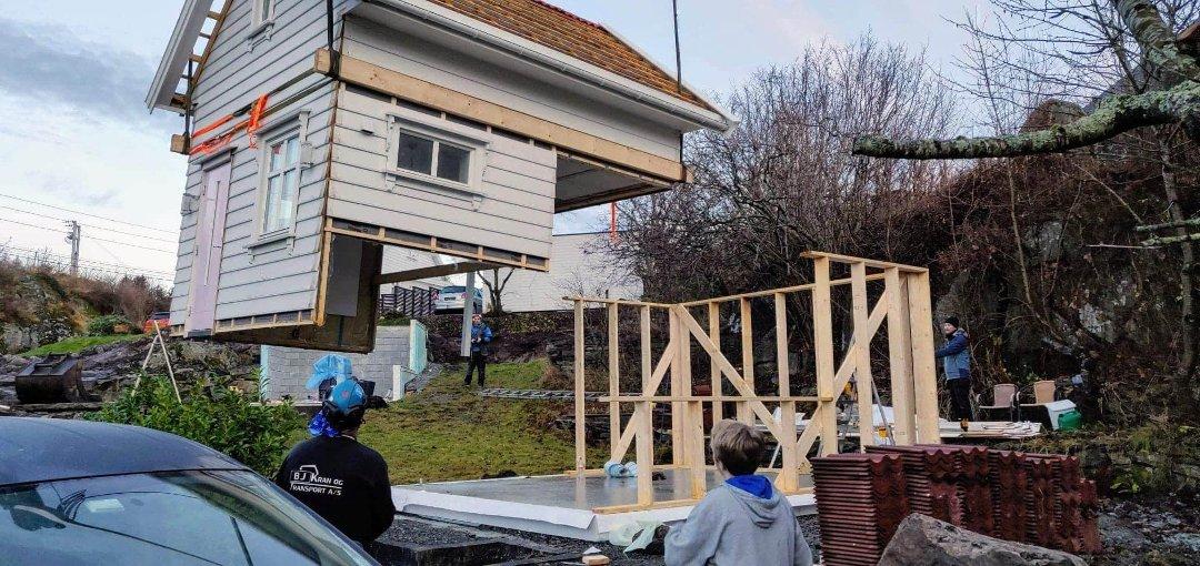 bygge hus haugesund