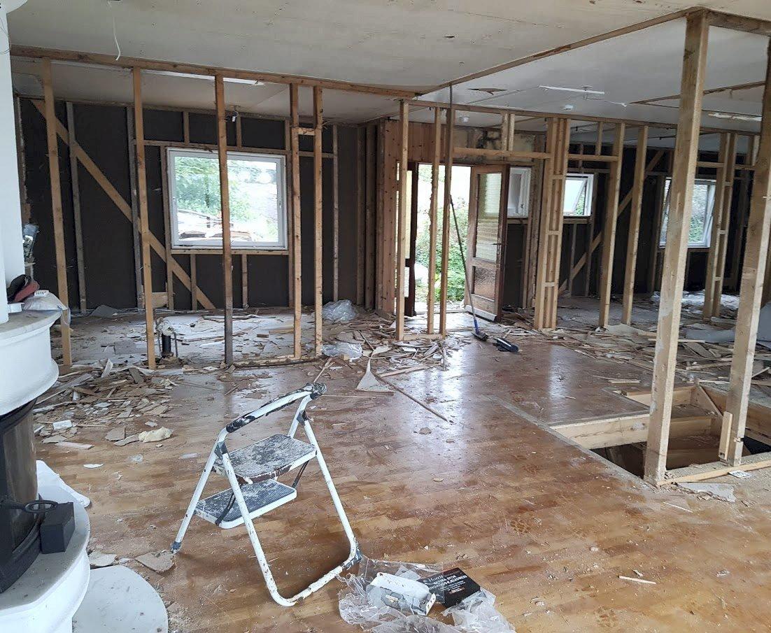 husrenovering karmøy byggefirma
