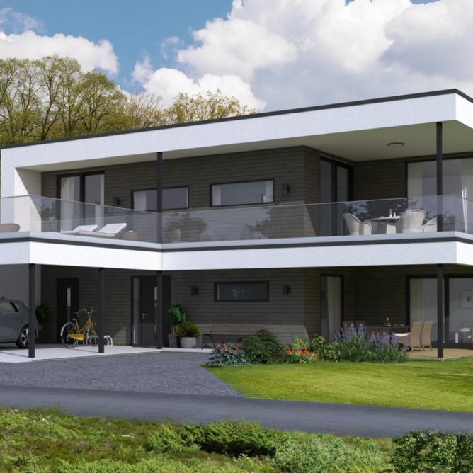 moderne bolig til salgs karmøy