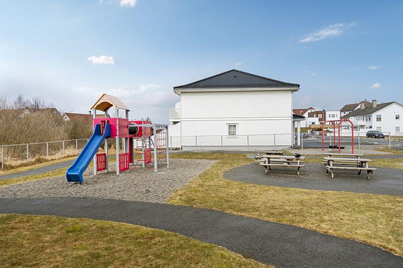 Lekeplass på Tostemmen, Åkrehamn, Karmøy